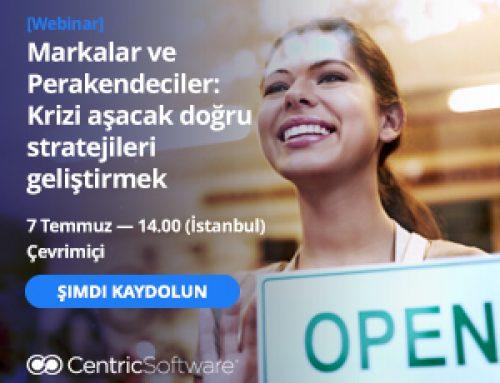 Başkanımız Hadi Karasu Centric Webinar'ına Konuşmacı Olarak Katılıyor / 7 Temmuz saat 14.00
