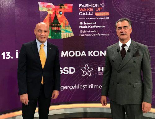 13. İstanbul Moda Konferansı Basın Toplantısı 30 Eylül 2020